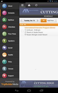 ABA Forum on Franchising 2014 apk screenshot