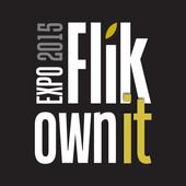 "FLIK Fall Expo ""Own It"" icon"