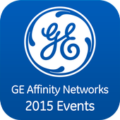 GE Affinity Network Events icon
