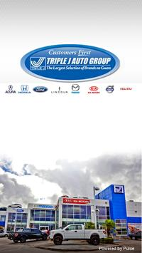 Triple J Auto Group poster