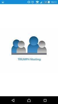 TRIUMPH Meeting poster