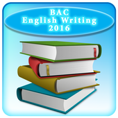 English Writing Bac 2016 icon