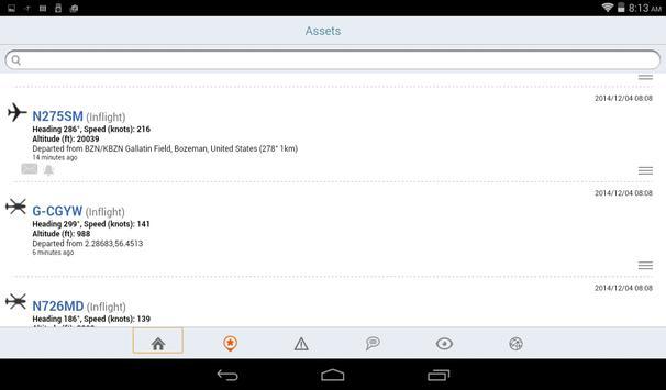 SkyConnect Tracker Mobile apk screenshot