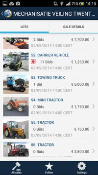 Troostwijk Auctions apk screenshot