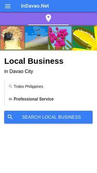 Davao Business Directory apk screenshot
