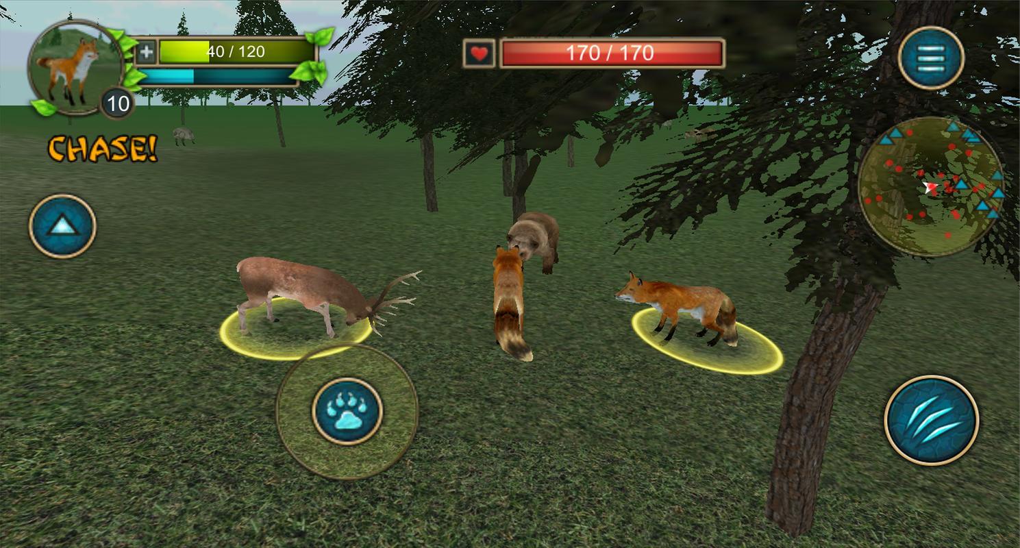 Real Fox Survival Simulator Apk Download Free Simulation