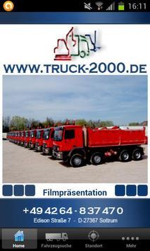 Truck 2000 poster