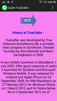 Guide Truecaller poster