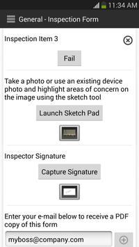 ProntoForms for SECTOR apk screenshot