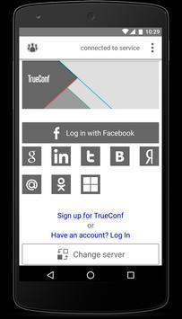 TrueConf Free Video Calls apk screenshot