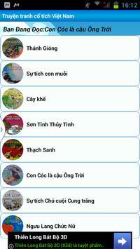 Cổ tích Việt Nam- Truyện Tranh poster