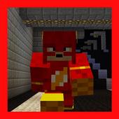 Super Hero Mod For Minecraft icon