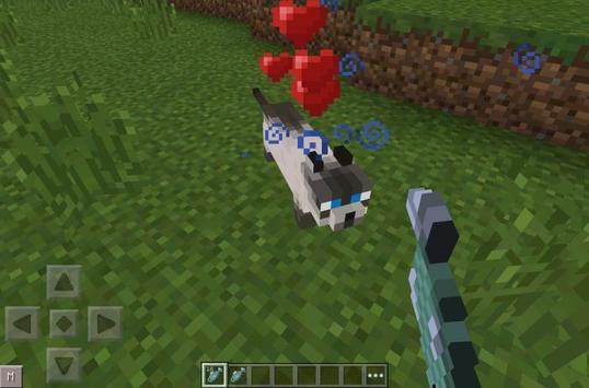 Best Pets Mod for Minecraft PE apk screenshot