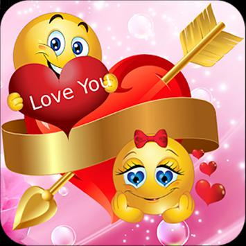 Love Emoji fun apk screenshot