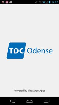 TDC-Odense poster