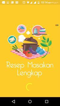 Resep Masakan Lengkap poster
