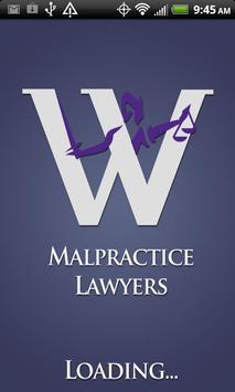 Malpractice Lawyers poster