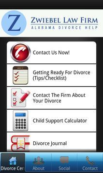 Alabama Divorce Help poster
