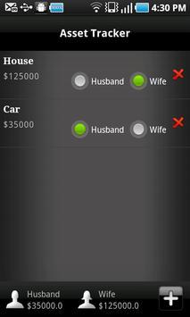 Alabama Divorce Help apk screenshot
