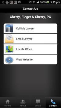 Philadelphia Malpractice Law apk screenshot