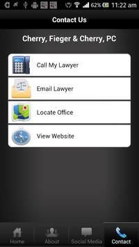 Workers Comp Attorney apk screenshot