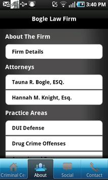 Florida Criminal Defense Law apk screenshot