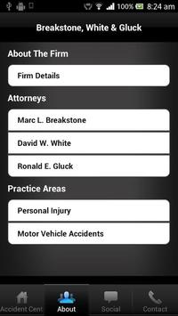Boston Accident & Injury Law apk screenshot