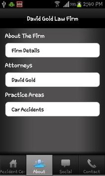Car Wreck Lawyers apk screenshot
