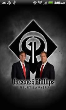 Car Wreck Lawyers - Greene poster