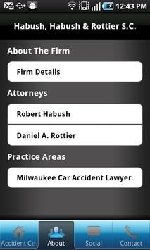 Madison Auto Accident Lawyer apk screenshot