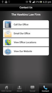 Carolina SSD Attorneys apk screenshot