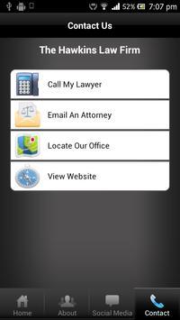 Carolina WorkersComp Attorneys apk screenshot