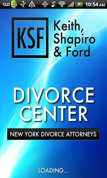 New York Divorce Guide poster