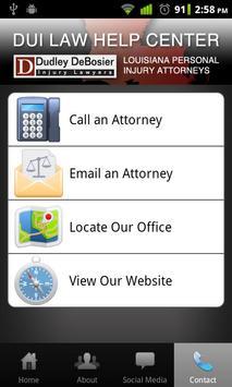 Louisiana PI Attorneys apk screenshot