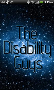 The Disability Guys poster