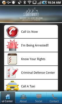 Louisiana Criminal Defense apk screenshot