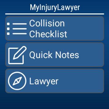 My Injury Lawyer apk screenshot
