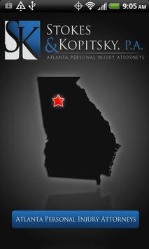 Atlanta Injury Attorneys poster