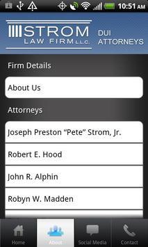 South Carolina DUI Lawyer apk screenshot