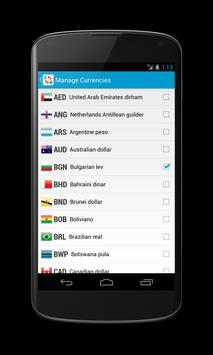 Simple Currency apk screenshot