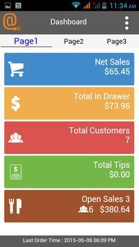 eKaart Dashboard apk screenshot