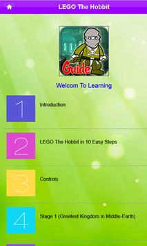 Guide for LEGO The Hobbit apk screenshot