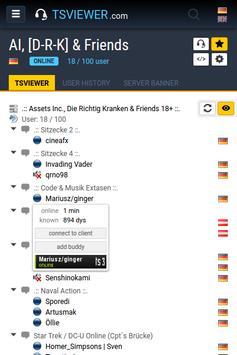 TS3 Viewer - TSViewer.com poster