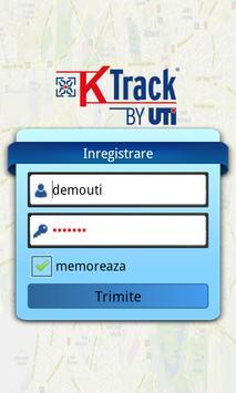 KTrack by UTI poster