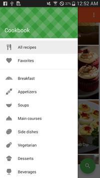 e-cooking book apk screenshot