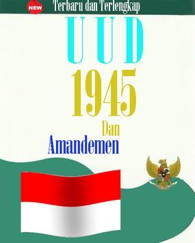 UUD RI 1945 poster