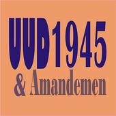 uud 1945 dan amandemen icon