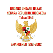 Undang - Undang 1945 Amandemen icon