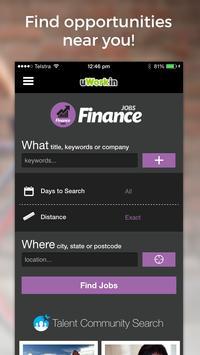 Finance Jobs apk screenshot