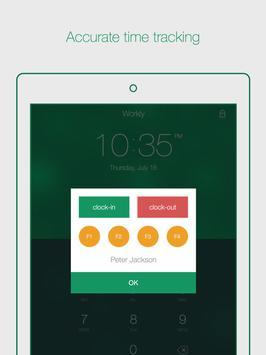 Workly TimePad apk screenshot